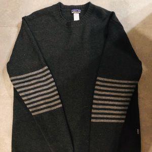 Patagonia lambs wool sweater